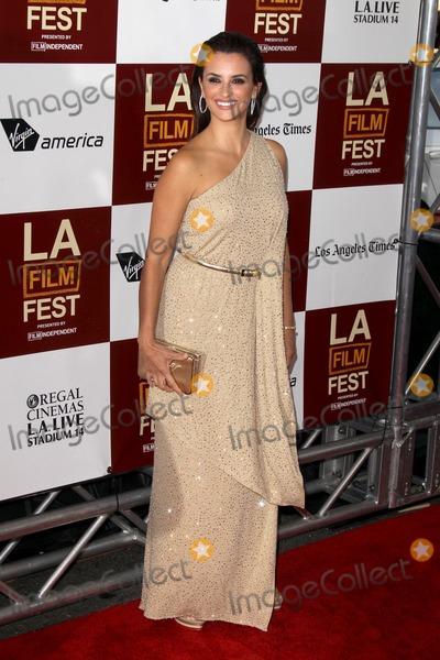 Penelope Cruz,Penelope  Cruz Photo - To Rome With Love LAFF Premiere