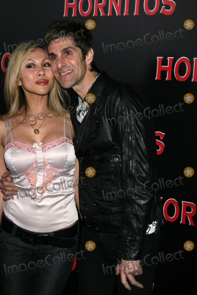 perry farrell and wife. Perry Farrell wife Etty Cinco