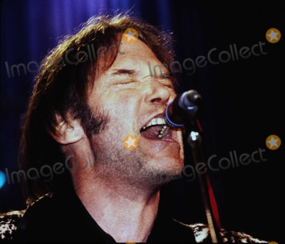Neil Young Photo - ADAM SCULL STOCK - Archival Pictures - PHOTOlink - 104509