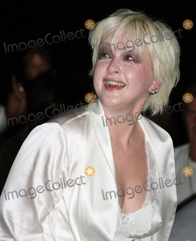 Miami, Fl 11-24-2007Cyndi Lauper23rd Annual White Party, the largest ...