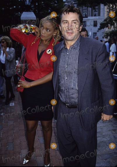 Toukie Smith,Robert De Niro Photo - ADAM SCULL STOCK - Archival Pictures - PHOTOlink - 104509