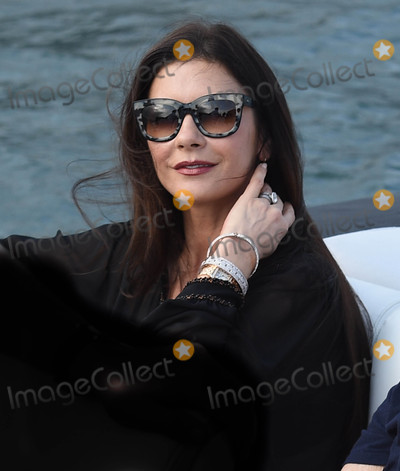 Photos From Michael Douglas and Catherine Zeta-Jones in St Tropez