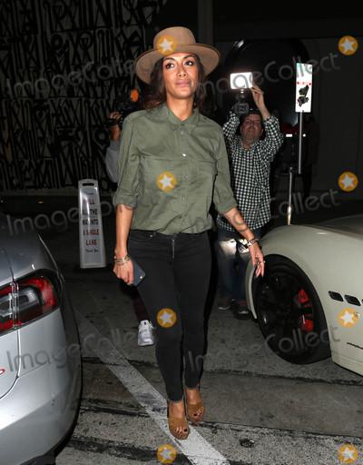 Photos From Nicole Scherzinger is seen in Los Angeles, CA