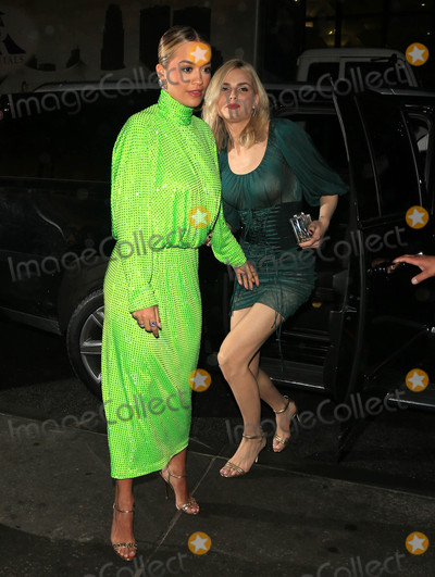 Photo - Photo by gotpapstarmaxinccomSTAR MAX2017ALL RIGHTS RESERVEDTelephoneFax (212) 995-119642717Rita Ora and Andreja Pejic are seen in New York City