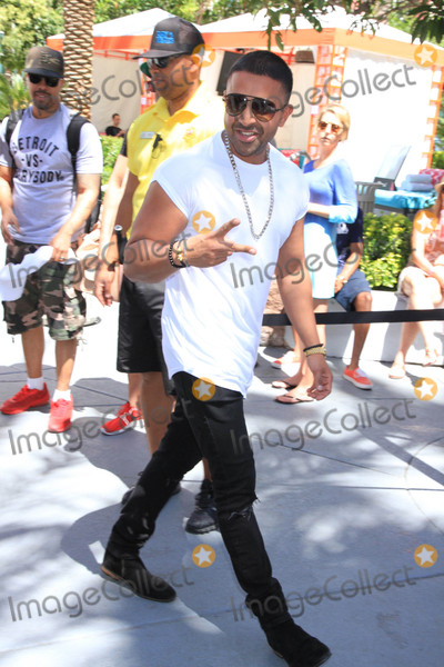 Photos From Jay Sean at The Flamingo Go Pool in Las Vegas