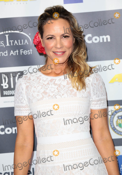 Photos From Maria Bello at the closing night of The Los Angeles Italia Film Festival in Los Angeles, CA