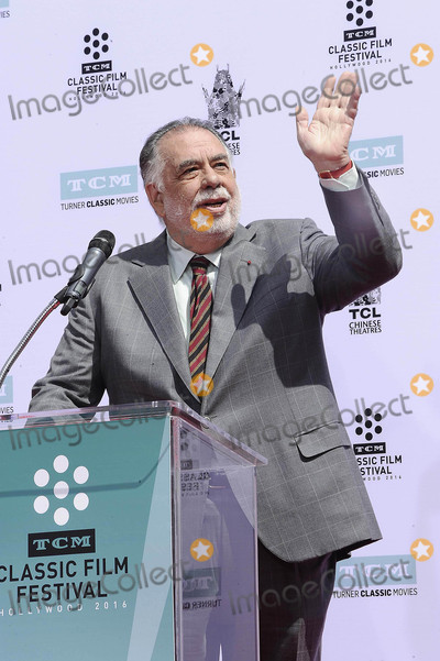 Photos From Francis Ford Coppola is honored with a Hand and Footprint Ceremony