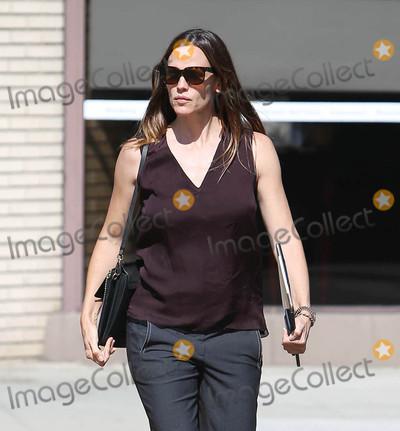 Photos From Jennifer Garner is seen in Los Angeles, CA
