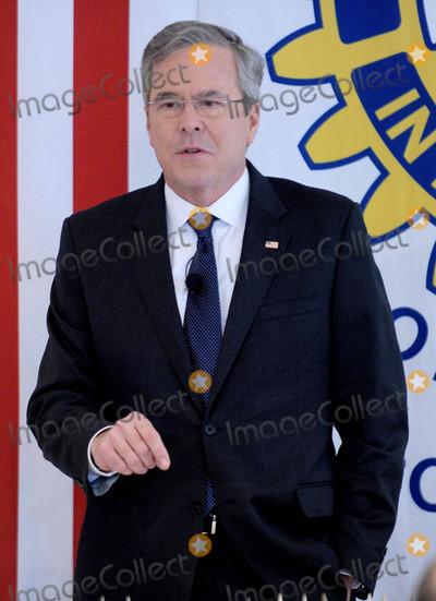 Photos From Jeb Bush campaigns in Nashua New Hampshire