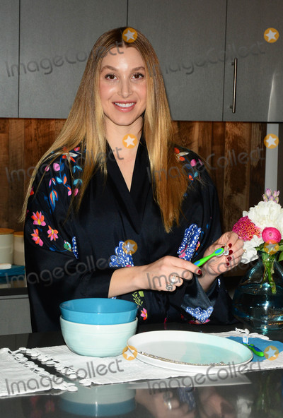 Photos From Whitney Port at a promotional event for Dawn Dish Soap