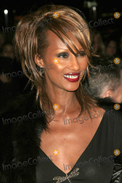 Iman Photo - Night of Stars SMX - Archival Pictures -  Star Max  - 112513