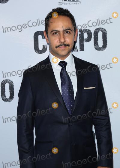 Humberto Busto Photo - El Chapo premiere in Los Angeles CA
