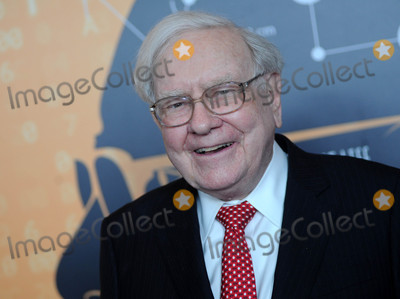 Photos From Warren Buffet at the premiere of 'Becoming Warren Buffet'