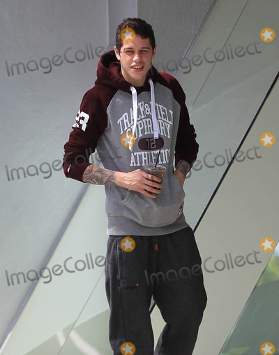 Photo - Photo by gotpapstarmaxinccomSTAR MAX2017ALL RIGHTS RESERVEDTelephoneFax (212) 995-119642517Pete Davidson is seen in Los Angeles CA
