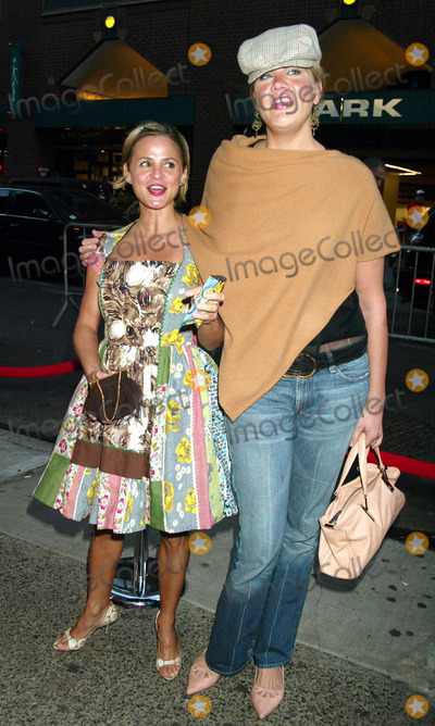 Amy Sedaris Photo - Amy Sedaris and Kristen Johnston at Labyrinth Theater Company Benefit Celebrity Charades at Daryl Roth Theater in New York City on September 29 2003 Photo Henry McgeeGlobe Photos Inc 2003