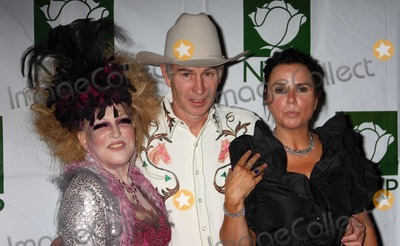 Bette Midler Photo - NYC  103009Patti Smyth John McEnroe and Bette Midler (dressed as a Showghoul) at Bette Midlers annual HULAWEEN Gala supporting New York Restoration Project at the Waldorf AstoriaDigital Photo by Adam Nemser-PHOTOlinknet