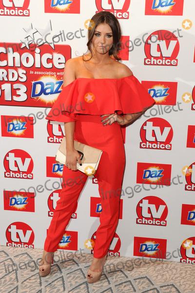 Photos From The TV Choice Awards 2013