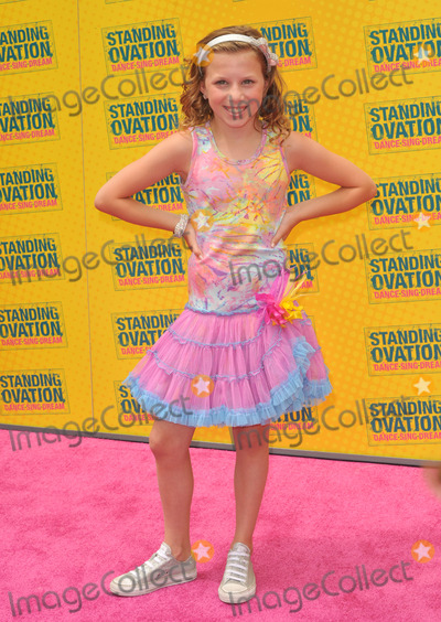 Alanna Palombo Photo - Alanna Palombo at the Los Angeles premiere of her movie Standing Ovation at Universal CitywalkJuly 10 2010  Los Angeles CAPicture Paul Smith  Featureflash