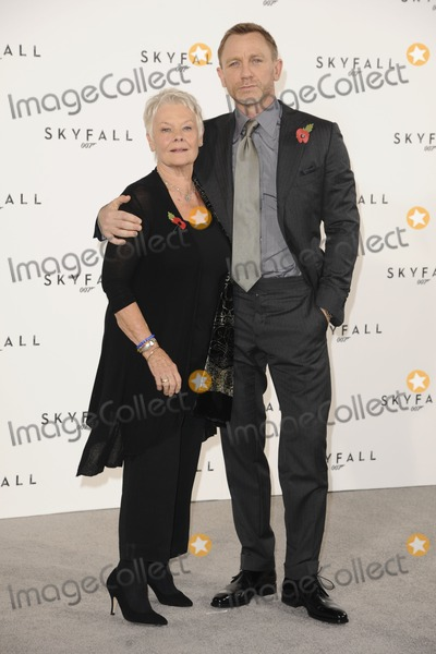 Photos From Skyfall Photocall