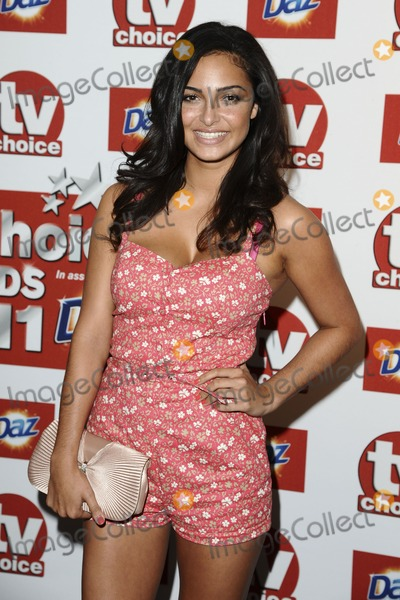 Ana Shafer Photo - Ana Shafer arriving for the 2011 TVChoice Awards at The Savoy London 13092011 Picture by Steve Vas  Featureflash