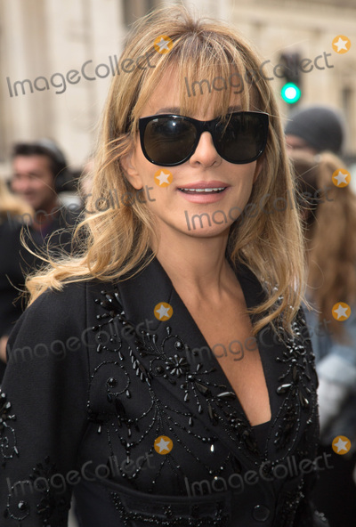 Photos From Jean Paul Gaultier Arrivals - Paris Fashion Week Haute Couture Spring Summer 2016