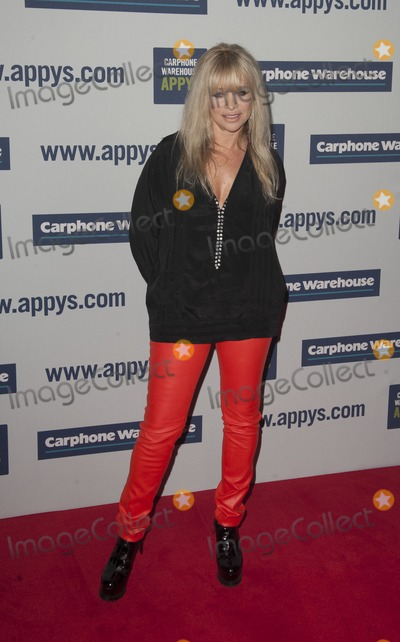 Jo Wood,Jo Woods Photo - Carphone Warehouse Appy Awards