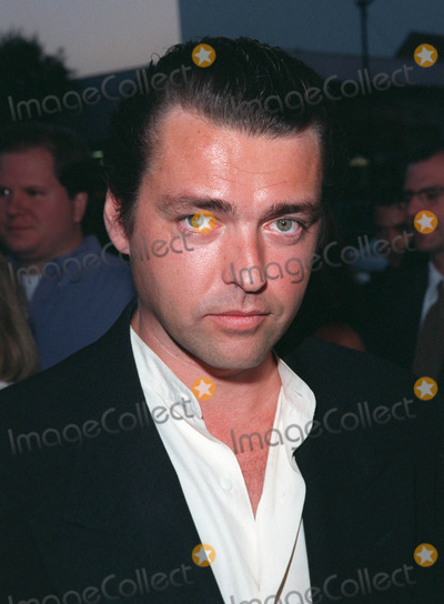 Dean Martin Photo - 18AUG98  Actor ANGUS MacFADYEN at the Beverly Hills premiere of HBOs The Rat Pack He plays Peter Lawford in the movie which is based on the lives of Frank Sinatra Dean Martin Peter Lawford  Joey Bishop