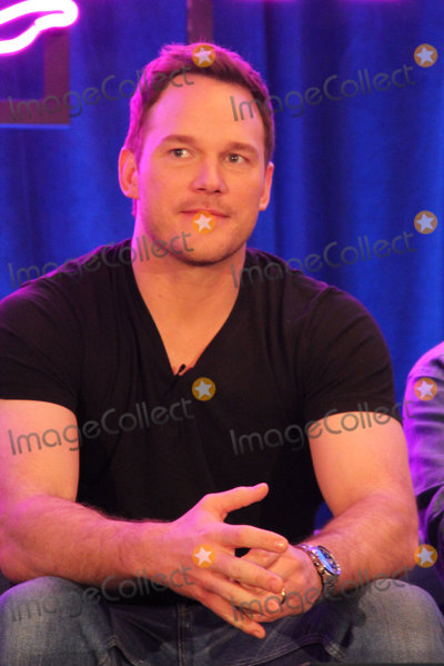 Chris Pratt Photo - Guardians of the Galaxy Vol2 Press Conference