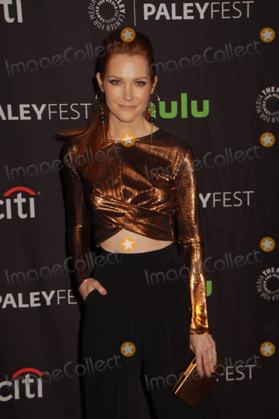 Photo - Darby Sanchfield 03262017 PaleyFest 2017 Scandal held at the Dolby Theater in Los Angeles CA Photo by Julian Blythe  HollywoodNewsWireco