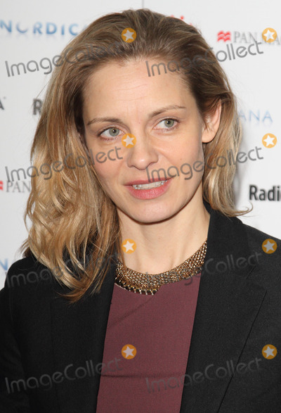 UK. Charlotta Jonsson (from Wallander TV series) at the Nordicana
