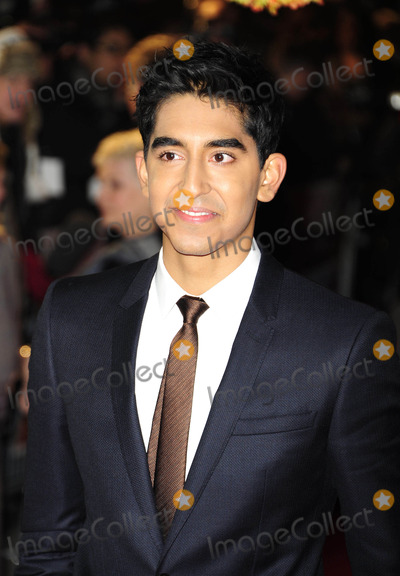 Dev Patel Photo - London UK Dev Patel at The Best Exotic Marigold Hotel Film Premiere held at Curzon Mayfair 7th February 2012SydLandmark Media