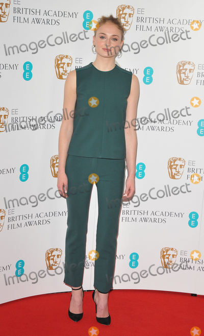 Sophie Turner Photo - BAFTA Nominations