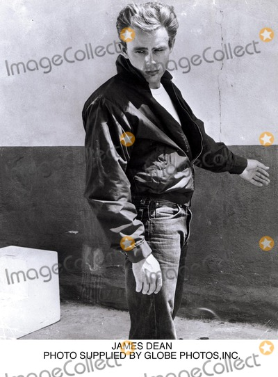 James Dean Photos - James Dean Photo Supplied by Globe Photosinc