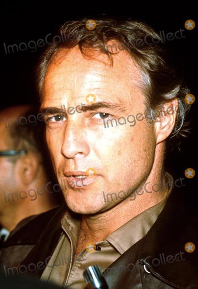 Marlon Brando Photos - Marlon Brando Photo by Sylvia NorrisGlobe Photosinc