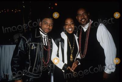 Carl Anthony Payne,David Alan Grier,Tichina Arnold Photo - Mark Arnold