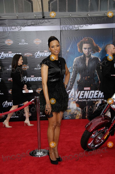 Aisha Tyler Photo - Disney Premieres Marvels the Avengers