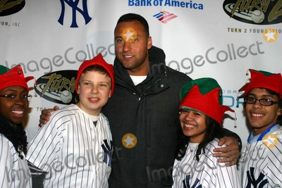 Derek Jeter Photo - Archival Pictures - Globe Photos - 26545