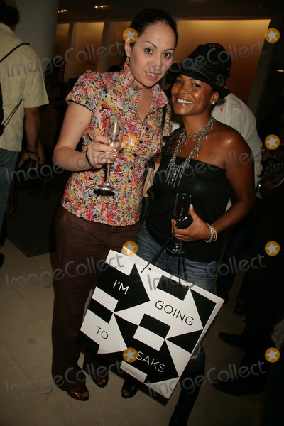 Jenny Leeser,Nia Long,Cookie Johnson Photo - Cookie Johnsons Champagne Celebration For the Launch of Cj by Cookie Johnson