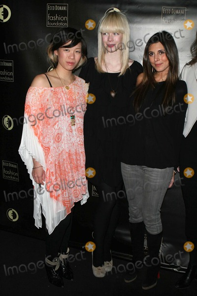 Angel Chang Photo - Ecco Domani Fashion Foundation After Party at Tenjune W12st Date 02-10-07 Photos by John Barrett-Globe Photosinc Angel Changjamie Lynn Siglerjamie Lynn Sigler