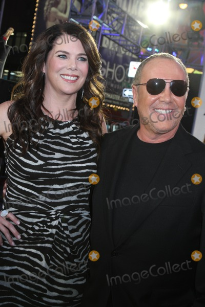 Michael Kors,Lauren Graham Photo - Project Runway 10th Anniversary Show - NYC