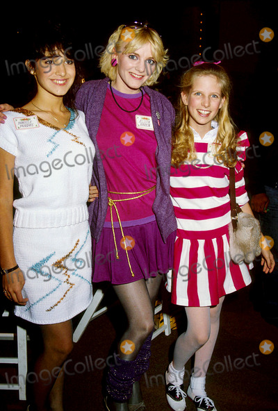 Danielle Brisebois,Allison Balson,Allison Arngrim Photo - Archival Pictures - Globe Photos - 47751