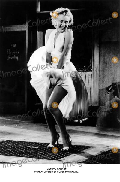 Marilyn Monroe Photos - Marilyn Monroe Photo Supplied by Globe Photosinc