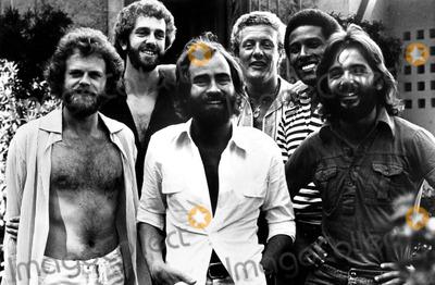 Alan Gorrie Photo - Average White Band Roger Ball_alan Gorrie_onnie Mcintyre_steve Ferrone_molly Duncan_hamish Stuart Globe Photosinc