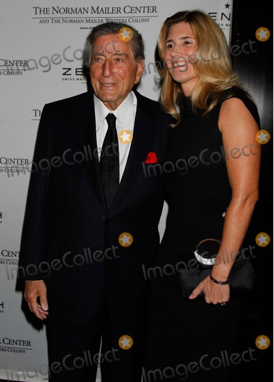 Norman Mailer,Tony Bennett Photo - Norman Mailer Centers Third Annual Benefit Gala in New York