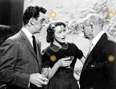 Patricia Neal Photo - Anthony Franciosa with Patricia Neal in a Face in the Crowd Filmtv Still Photo by SmpGlobe Photos Inc Patricianealretro