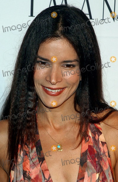Patricia Velasquez,Iman Photo - Archival Pictures - Globe Photos - 46502