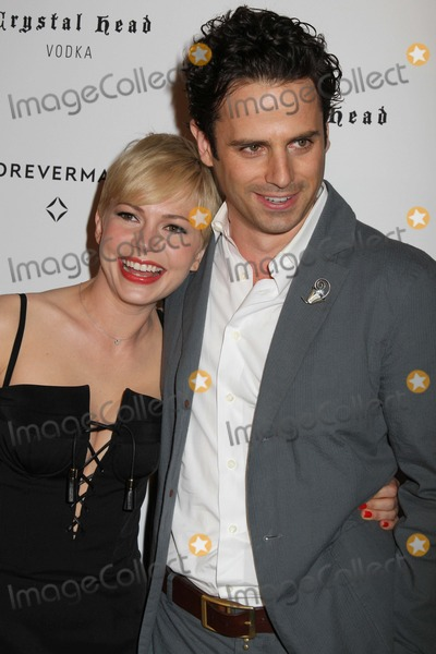 Luke Kirby,Michelle Williams Photo - Take This Waltz Screening - NYC