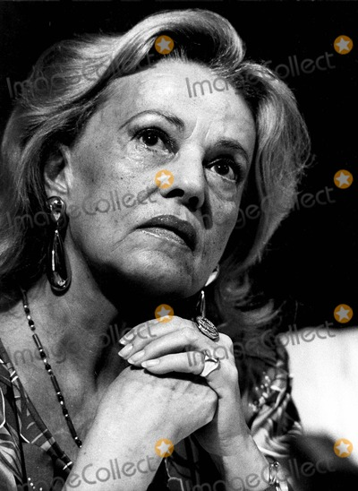 Jeanne Moreau Photo - Jeanne Moreau 1987 Photo by Dpa-ipol-Globe Photos Inc