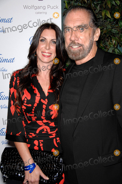 Alexis DeJoria Photo - Alexis Dejoria and Jean Paul Dejoria During the Launch of Ultimat Vodka Held at the Kress on October 29 2008 in Los Angeles Photo Michael Germana - Globe Photos