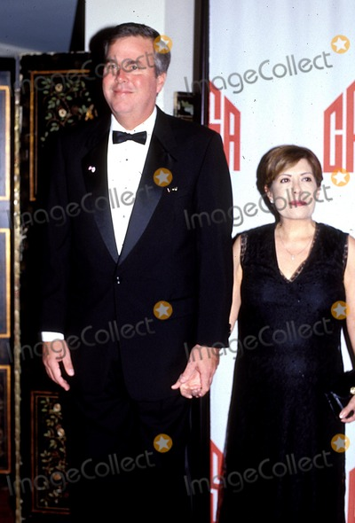 Pictures of Jeb Bush's Wife http://imagecollect.com/events/archival-pictures---globe-photos---71773-photos-71773
